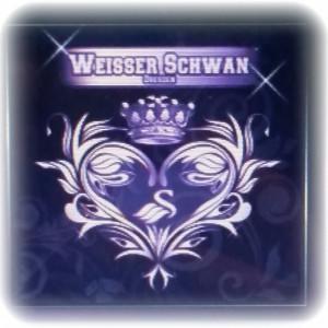 Weisser Schwan